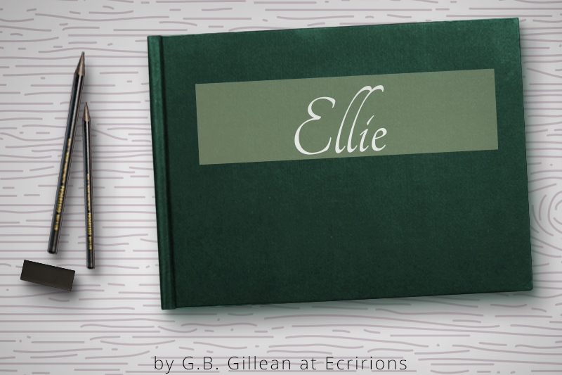 Journal Story - Ellie  by G.B. Gillean