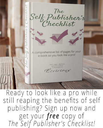 The Self Publisher's Checklist