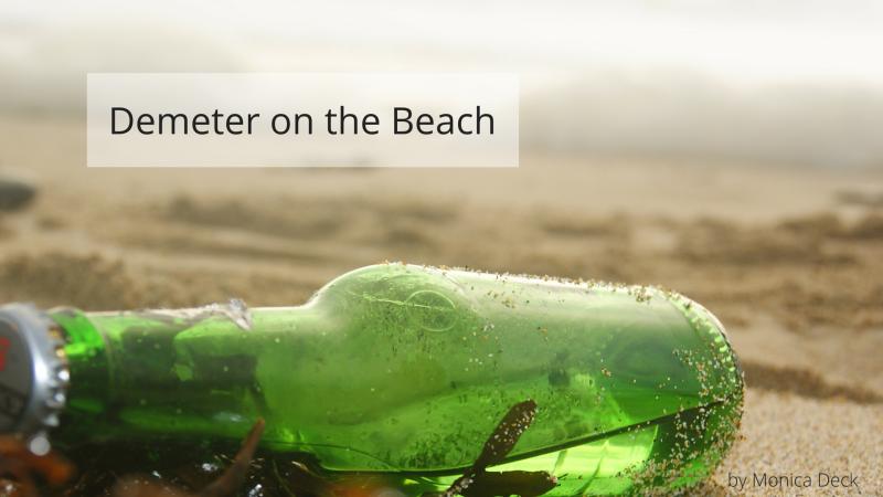 Demeter on the Beach