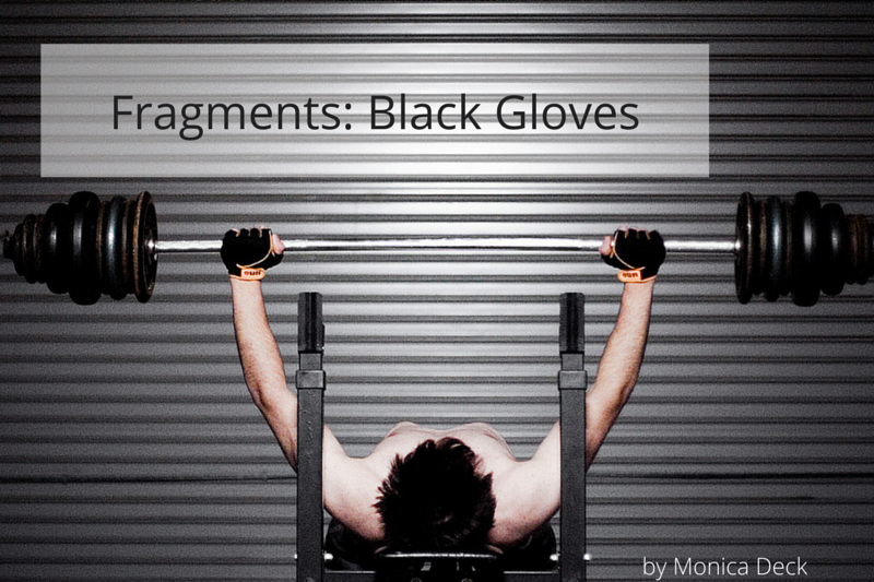 Fragments- Black Gloves